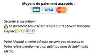 Moyens de payement et anonymat